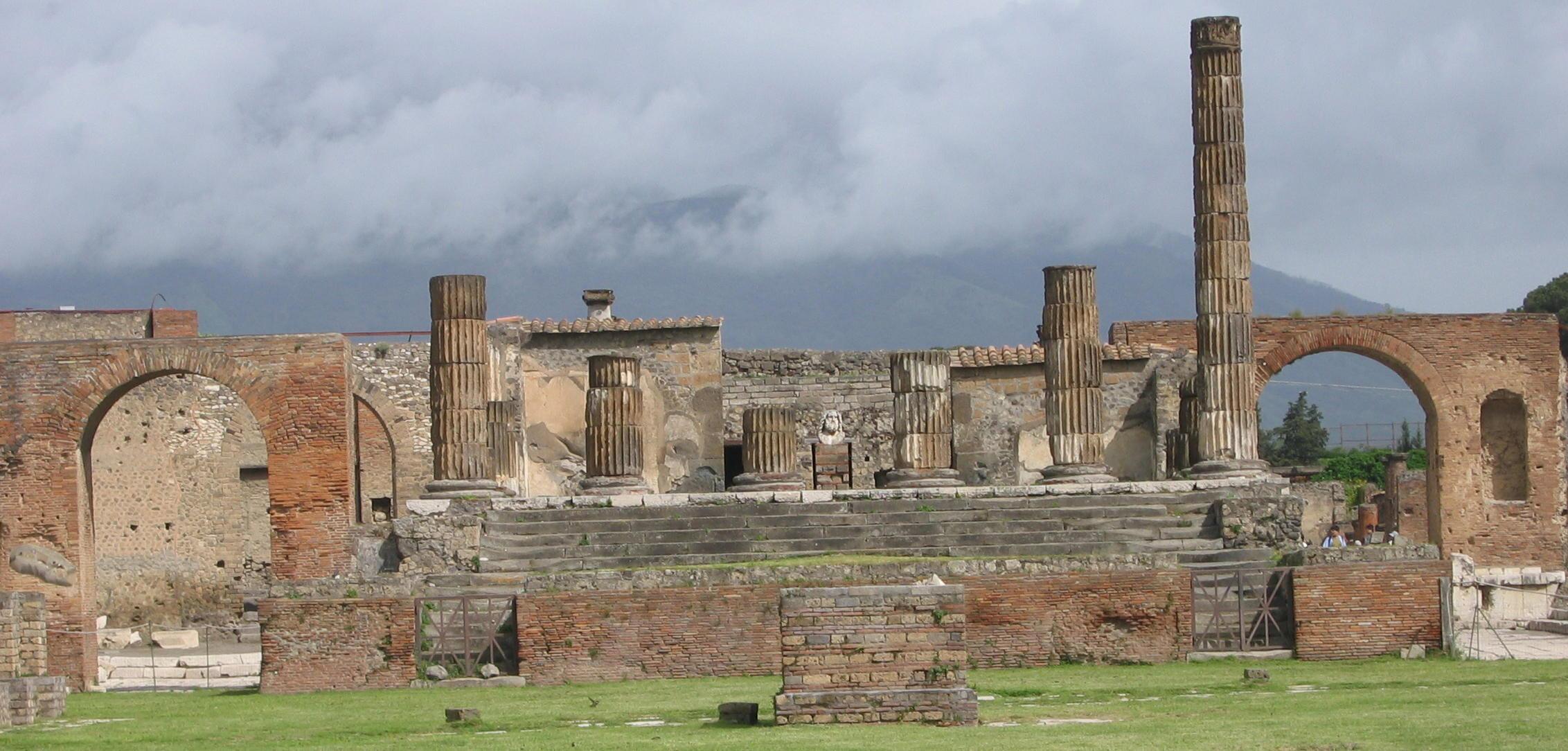 naples pompei - Photo